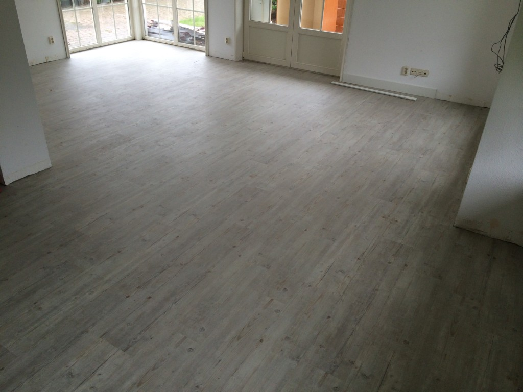 Pvc and laminate floors de verbetering parket